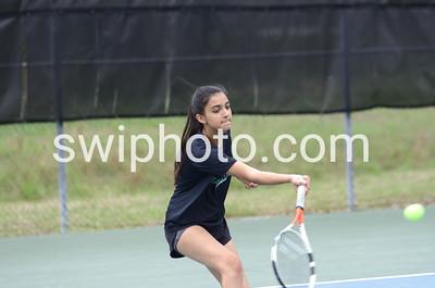 18-02-26 Girls Tennis vs Santa Fe High School
