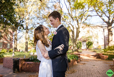 Kevin & Virginia | An NC State Wedding in Raleigh