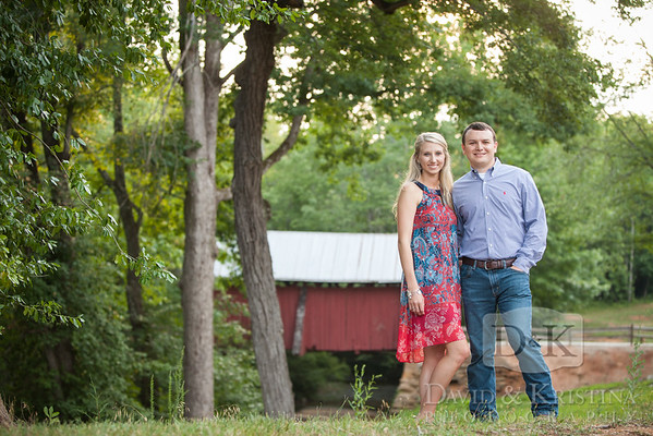 Cody and Amber's Engagement Photos
