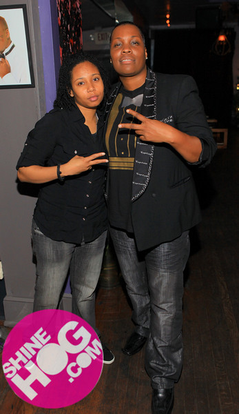 12.15.11 Lisa Cunningham B-Day Bash Presented by Traxx Girls and Coors Light