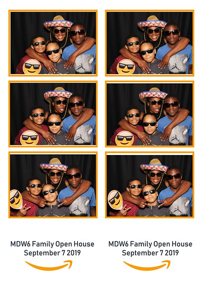 MDW6 Family Open House (09/07/19)