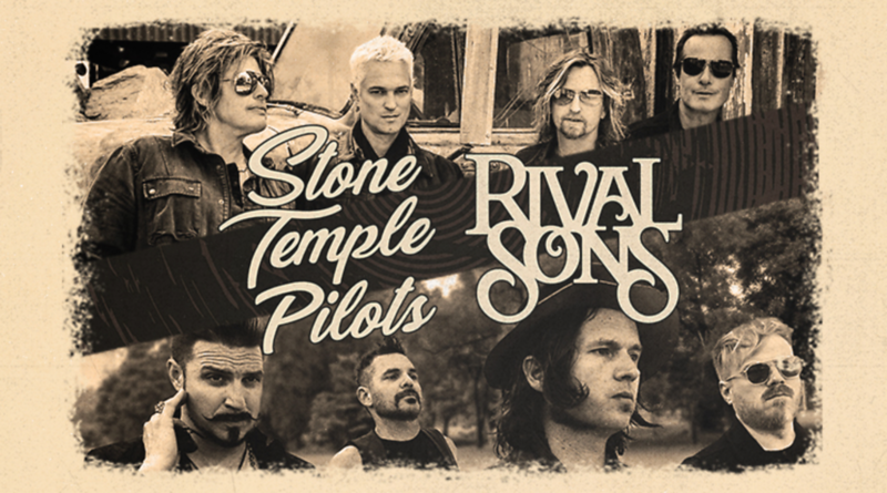 STP and Rival Sons Ready To Conquer The Pony