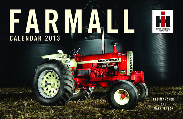 Farmall Calendar 2013