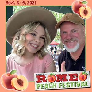 2021 Peach Fest - Village Park