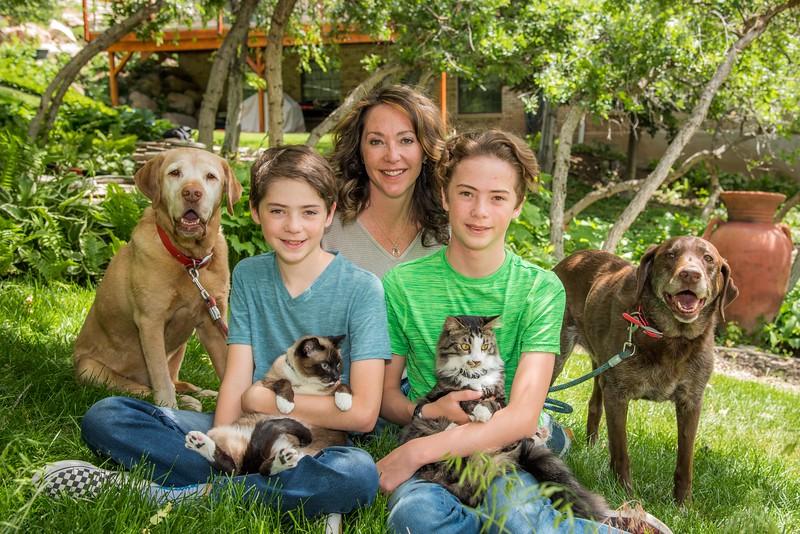 Wickens Family