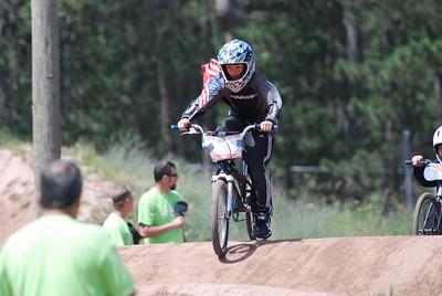 July 17, 2010 MQT BMX DBL point race
