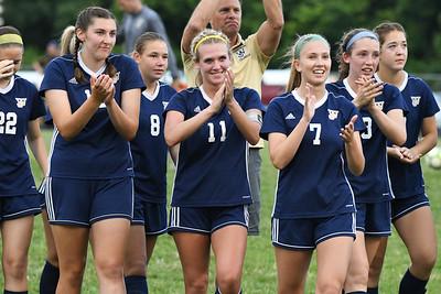 2021.06.14 Girls Soccer: Loudoun County @ James Wood, Region 4C Semifinal