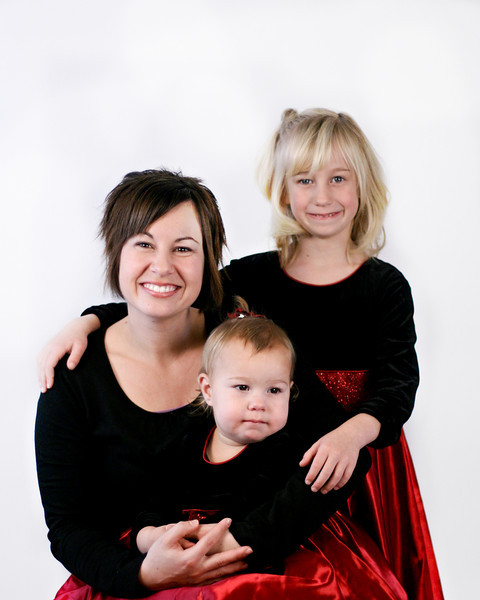 The Clark Family 13 Dec 2008