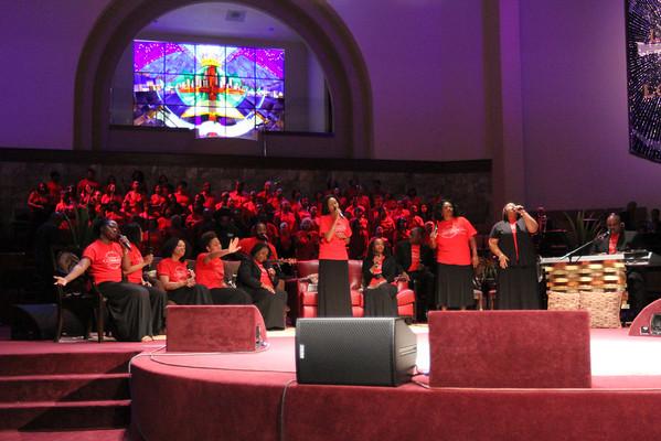 Sunday Worship 7/21/13