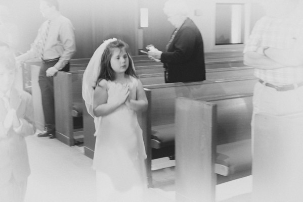 Kiyomi's First Holy Communion: May 2012