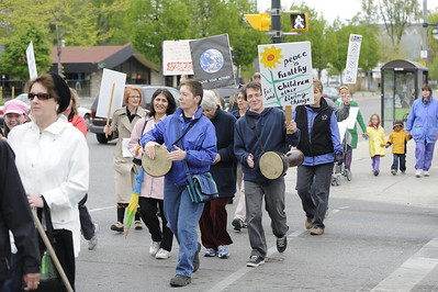Mother's Day Rally 2008