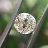 2.54ct Old Mine Cut Diamond, GIA U/V VS1 15