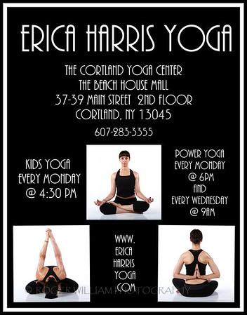Erica Harris Yoga