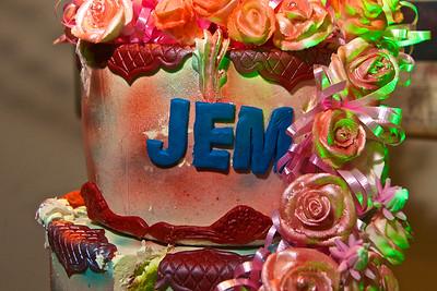 Jem's Debut, 21st December 2014