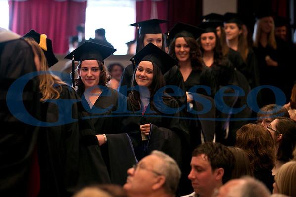 Masters Commencement - Wadsworth Auditorium