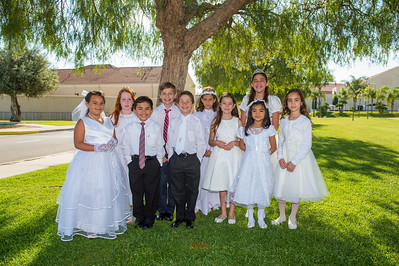 First Holy Communion_Outdoor Pics