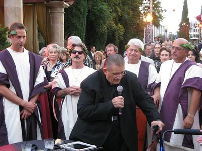 2010 Ferragosto: When in Rome
