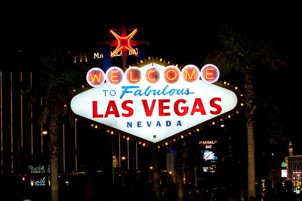 Roadtrip Vacation - Las Vegas