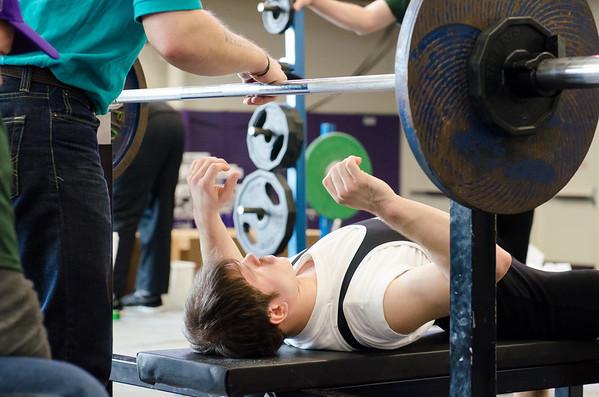 Dimitri's Powerlifting State Meet 2013