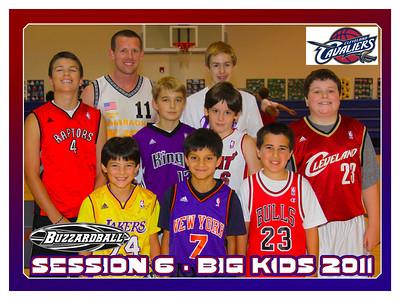 Session 6   Big Kids   30 Campers