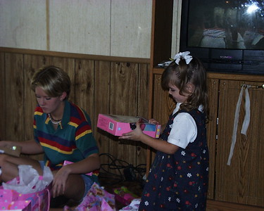 1998/10/05 Marissa's Birthday Party