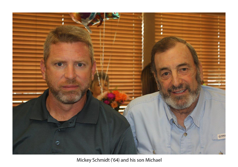 Mickey Schmidt '64 and his son, Michael.jpg