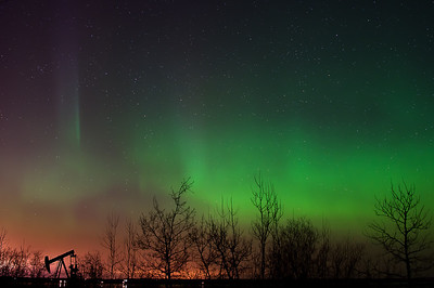 Aurora Borealis April 17 2012