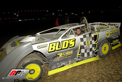 Pittsburgh's PA Motor Speedway - Lucas Oil Late Model Dirt Series - 10/7/18 - Tommy Hein