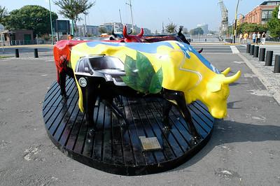 CowParade Buenos Aires