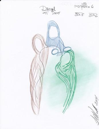 Angel Art - April 2014