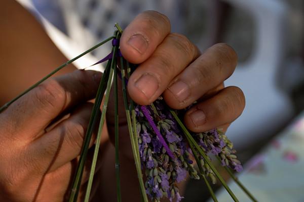 CHLF AUG 2007 Lavender Weaving.jpg