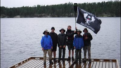 2016 July - Northern Tier Canoe Base