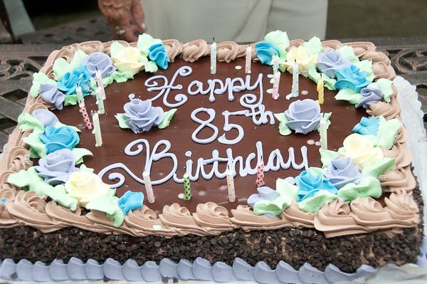 Oma's 85th