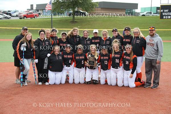Varsity-District Championship-Oak Grove vs Kearney 10-13-18