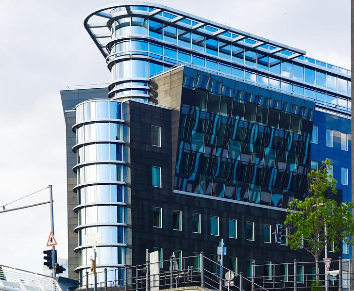 Berlin, A building on Spree