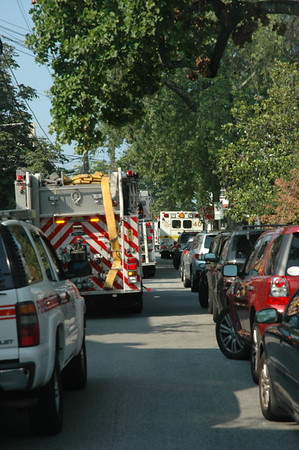 Conduit Street Fire August 4, 2012