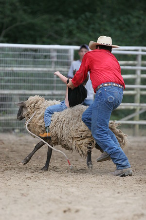 SPYR 09/09/2006 Sheep Riding