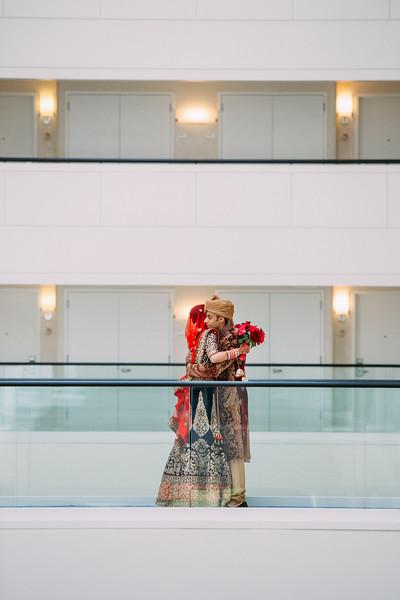 Le Cape Weddings - Indian Wedding - Day 4 - Megan and Karthik First Look 17.jpg