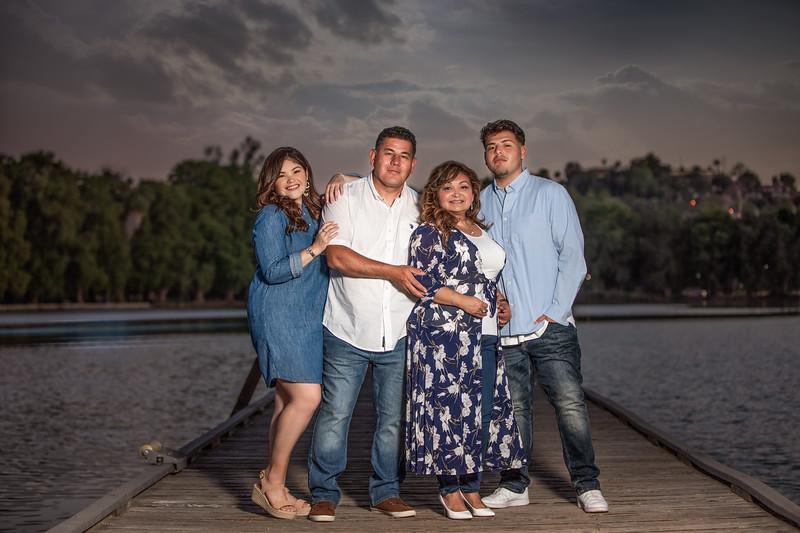 Michelle Family & Engagement