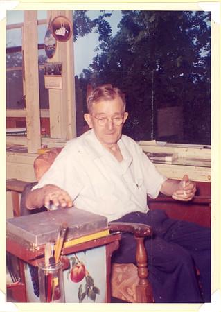 Uncle Harlan's Paintings & Drawings