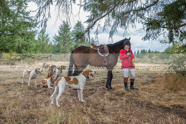 Woodbrook Hunt Club Opening Day Fox Hunt