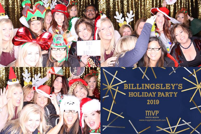 Billingsley Company Party 12.13.19