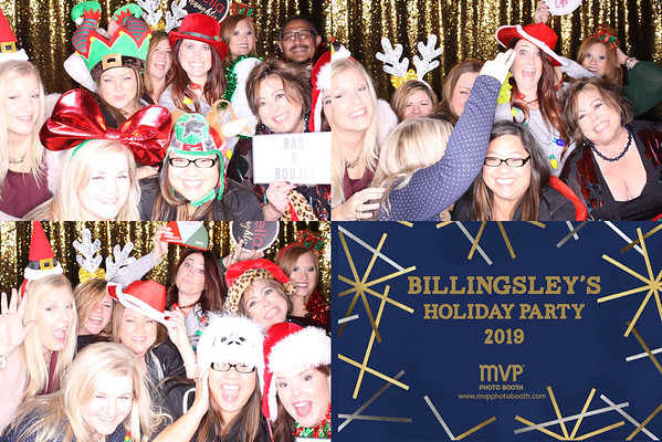 Billingsley Company Party 12.13.19