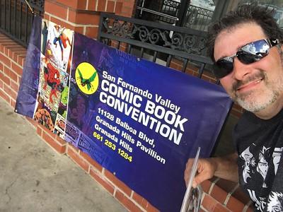 2017 0305 San Fernando Comic Book Convention Julie Adams