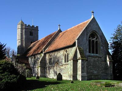 Little Wittenham (1 Church)