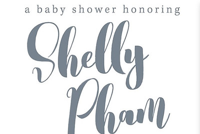 Shelly's Baby Shower 11/12/16