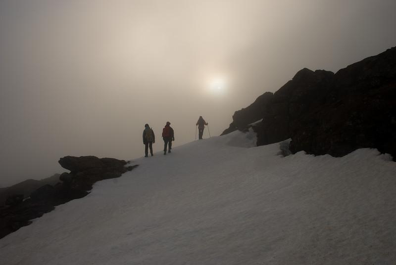 Álfhildur, Erna og Þorbjörg