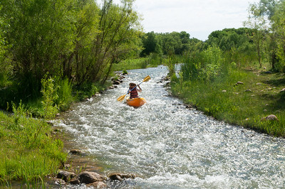 7/19/19- Kayaking the Verde River