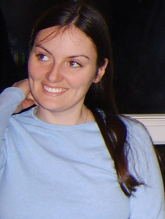 Heather's Birthday in Ithaca