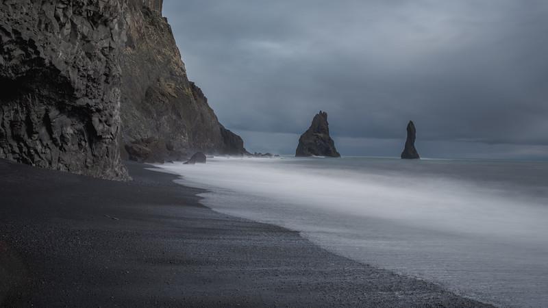 Reynisdrangar - Iceland Tour 2018